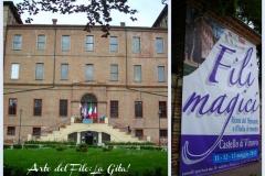 Gita a Vinovo: Manifestazione Fili Magici 2012