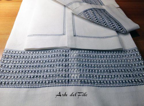 Asciugamani gigliuccio1